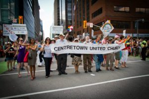 Centretown United at Pride Parade