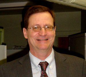 Rev. David Illman-White