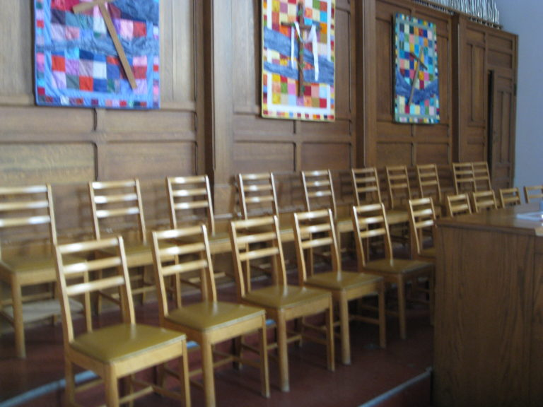 Choir Loft - Seating